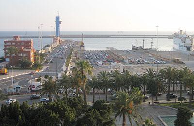 Almeria Ferries